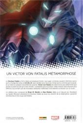 Verso de Infamous Iron Man -2- Fatalis, notre allié