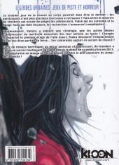Verso de Re/Member -16- Tome 16