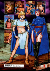 Verso de Orgies barbares -6- Orgies barbares VI