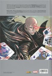 Verso de Old Man Hawkeye -2- Justice aveugle