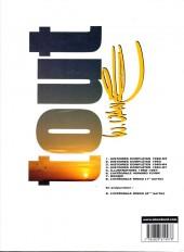 Verso de Tout Vance -8- L'intégrale Ringo (1ère partie)