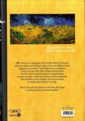 Verso de La voie de Van Gogh -1- Tome 1