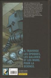 Verso de Atomic Robo -2- Les chiens de guerre