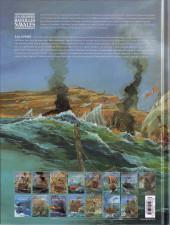 Verso de Les grandes batailles navales -10- Salamine