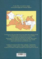 Verso de Odyssée d'Hakim (l') -2- De la Turquie à la Grèce