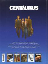 Verso de Centaurus -5- Terre de mort