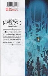 Verso de Promised Neverland (The) -8- Jeux interdits