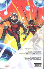 Verso de Marvel Heroes (Marvel France - 2018) -5- Les prédateurs
