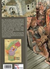 Verso de L'epte, des vikings aux Plantagenets -5- Mort en flandre