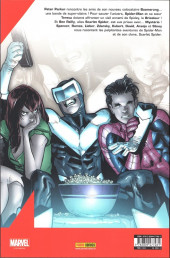 Verso de Spider-Man (Marvel France 7e série) -4- Drôle de soirée