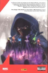 Verso de Infinity Wars -4- Coup d'envoi