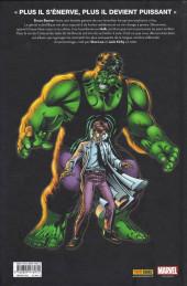 Verso de Hulk : Je suis Hulk