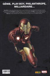 Verso de Iron Man : Je suis Iron Man