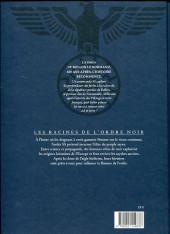 Verso de Vikings - Les Racines de l'Ordre noir -INT- Vikings
