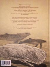 Verso de À la recherche de Moby Dick
