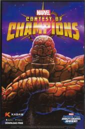 Verso de Champions Vol.3 (Marvel comics - 2019) -2- Beat The Devil Part 2