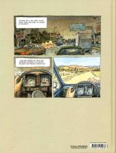 Verso de Visa Transit -1- Volume 1
