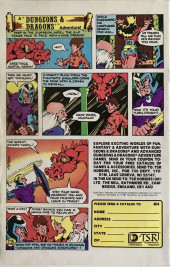 Verso de The amazing Spider-Man Vol.1 (Marvel comics - 1963) -226- She's Back-- The Black Cat!