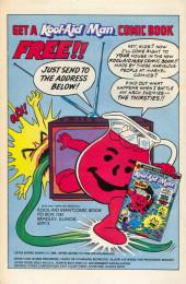 Verso de The amazing Spider-Man Vol.1 (Marvel comics - 1963) -242- Confrontations!