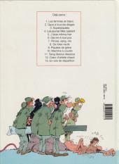 Verso de Les femmes en Blanc -10a1995- Machine à coudre