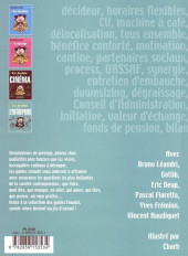 Verso de Les guides Léandri -4- Le guide de l'entreprise