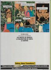 Verso de Stéphane Clément -5a1984- La malédiction de Surya