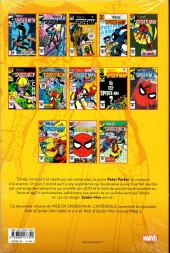 Verso de Web of Spider-man (l'intégrale) -2- 1986