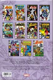 Verso de West Coast Avengers (L'intégrale) -1- 1984-1985