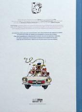 Verso de Spirou et Fantasio -23TT- Tora Torapa