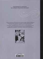 Verso de Les grands Classiques de la Bande Dessinée érotique - La Collection -8083- Les jeunes filles modèles