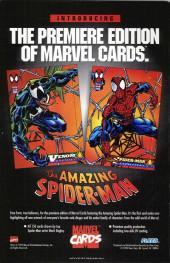Verso de The amazing Spider-Man Vol.1 (Marvel comics - 1963) -389- The End of the Hunt...