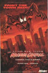 Verso de The amazing Spider-Man Vol.1 (Marvel comics - 1963) -392- Shrieking Part Three Peter Parker No More