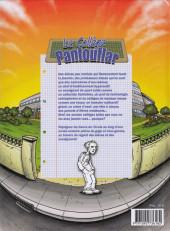 Verso de Le collège Pantouflar -1- Le Collège Pantouflar