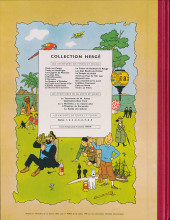 Verso de Tintin (Fac-similé couleurs) -20- Tintin au Tibet