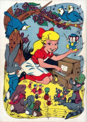 Verso de Four Color Comics (Dell - 1942) -474- Mary Jane and Sniffles