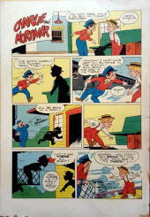 Verso de Four Color Comics (Dell - 1942) -478- Charlie McCarthy