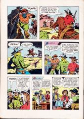 Verso de Four Color Comics (Dell - 1942) -481- Annie Oakley and Tagg