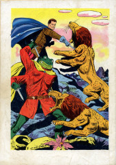 Verso de Four Color Comics (Dell - 1942) -488- Edgar Rice Burroughs' John Carter of Mars