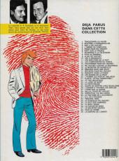Verso de Ric Hochet -38a1984- Face au crime