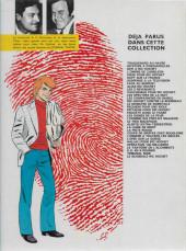 Verso de Ric Hochet -3d1981- Défi à Ric Hochet