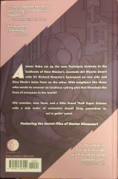 Verso de Atomic Robo (2007) - The Spectre of Tomorrow