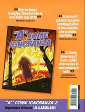 Verso de A come ignoranza -1- Esplosione di esplosioni
