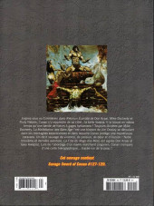 Verso de Savage Sword of Conan (The) - La Collection (Hachette) -40- Réunion écarlate