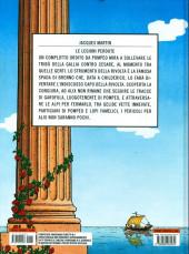Verso de Alix (en italien) -6- Le legioni perdute