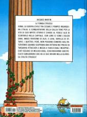 Verso de Alix (en italien) -8- La tomba etrusca