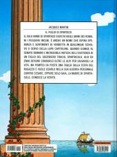 Verso de Alix (en italien) -12a- Il figlio di spartaco