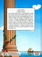 Verso de Alix (en italien) -16- La torre di babele
