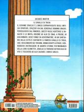 Verso de Alix (en italien) -19- Il cavallo di troia
