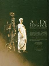 Verso de Alix senator (en italien) -1- Le aquile di sangue