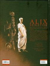Verso de Alix senator (en italien) -2- L'ultimo faraone